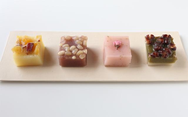 歴史の舞台としても注目の 愛知・名古屋からお菓子のふるまい