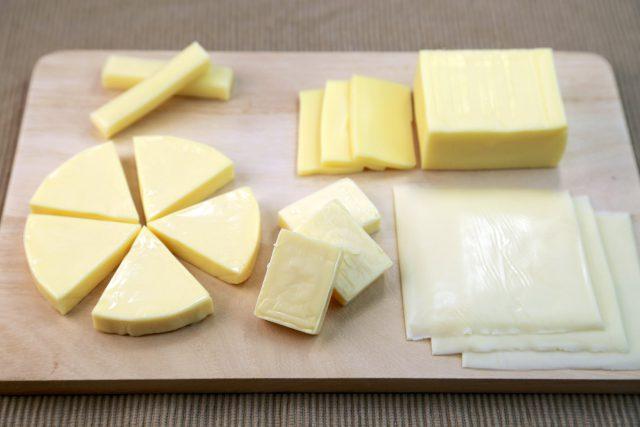 栄養を効率的に摂るなら「プロセスチーズ」
