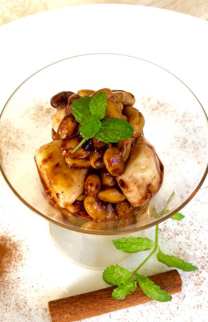 【banana-cacao-natto】Jay's Hacco-licious Recipes:haccola Japanese fermented foods and cuisine