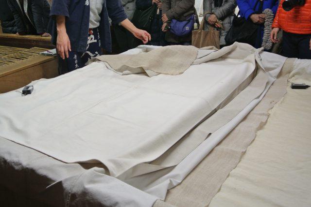 麹室にある道具のほとんどは蔵人たちによる手作り