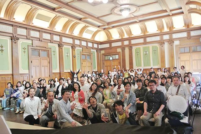 最後まで熱い発酵祭も閉幕。次回は北海道開催を予定されているそうです。引き続き目が離せませんね。
