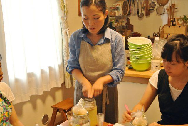 Natsuko流 ウォーターケフィアの作り方