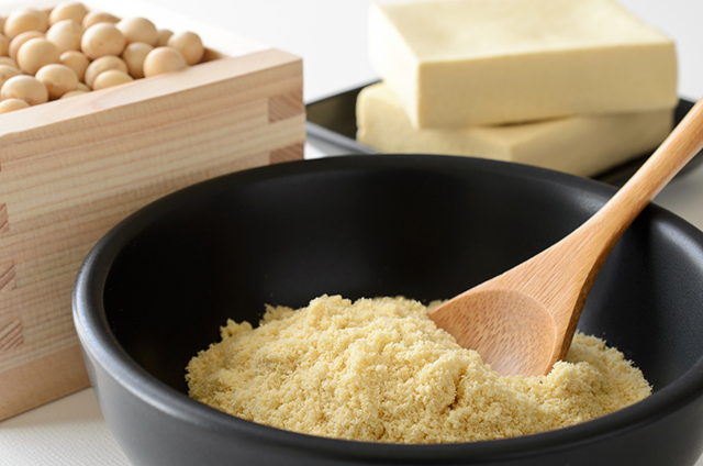 「高野豆腐」の原料は大豆、大豆は邪気を払う食べ物