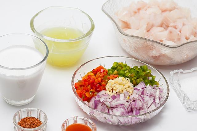 ペルーの国民食「セビーチェ」を発酵仕立てに
