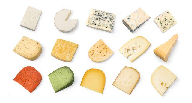 チーズとひとことに言っても1000種類以上あります。そして、その味も楽しみ方も、さらには健康効果もさまざまです。