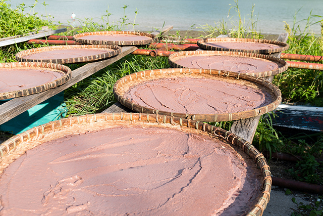タイの納豆「トナオ」に合わせる調味料「カピ」