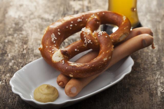 paar Wiener Würstchen