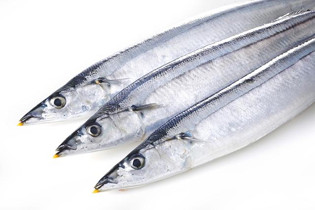 秋の風物詩、秋刀魚(さんま)を甘露煮に