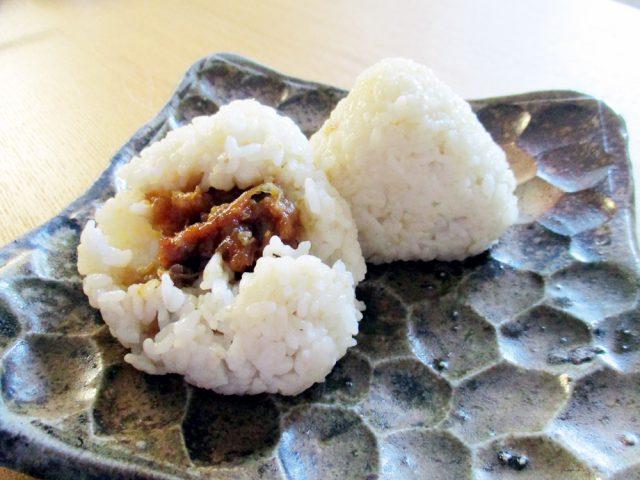 ごほうびごはん_おにぎり_鹿児島の郷土食「豚みそ」を作る:haccola 発酵ライフを楽しむ「ハッコラ」