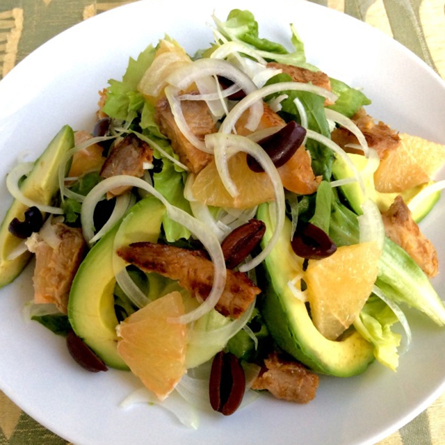 【miso-marinated-fish-salad】Jay's Hacco-licious Recipes:haccola Japanese fermented foods and cuisine