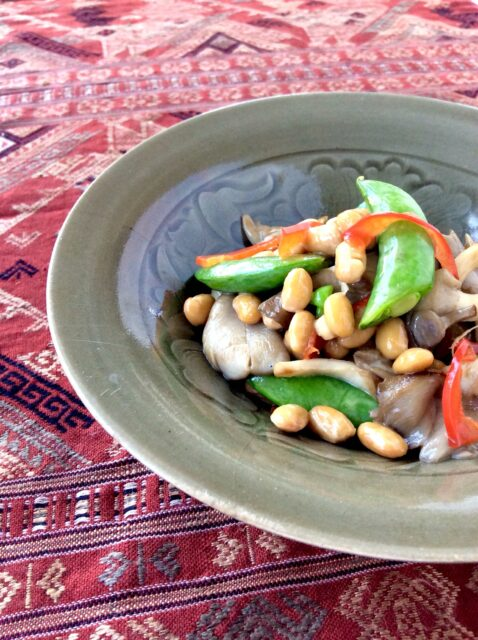 Natto Thai style_Jay's Hacco-licious Recipes:haccola Japanese fermented foods and cuisine