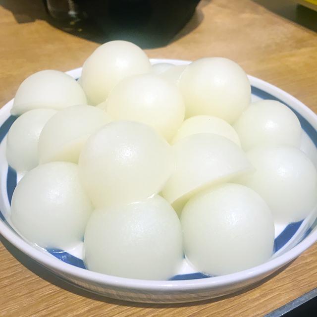 オリジナルの鍋ボール