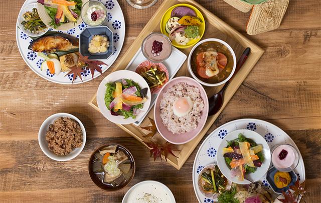 発酵食堂『東京850 PIT』のランチメニュー