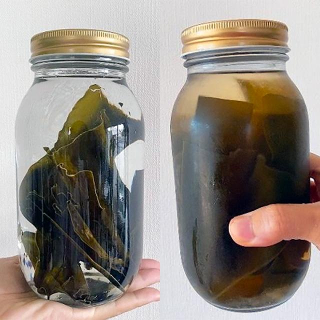 「発酵昆布」の作り方│酵母と乳酸菌がたっぷりの発酵だし汁レシピ