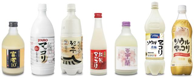 日本国内で買えるマッコリ7選