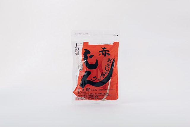 うね乃「おだしのパックじん赤、黄、緑3色」 赤:¥951(税込)