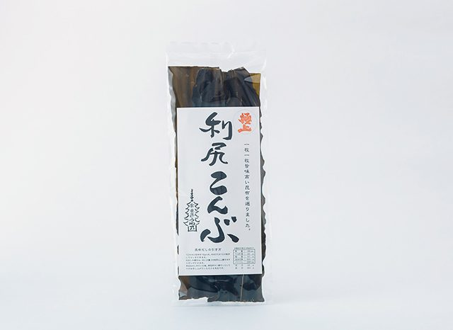 うね乃「利尻昆布 極上」:¥1,426(税込)
