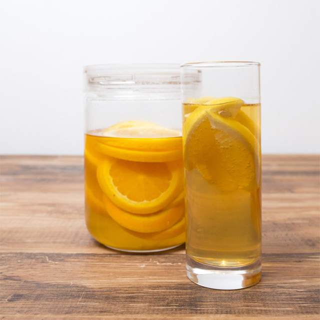 発酵柑橘ハイボール 500円(税込)