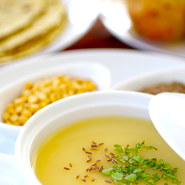 【Yellow sprit pea soup with Sio-koji】Jay's Hacco-licious Recipes vol.37