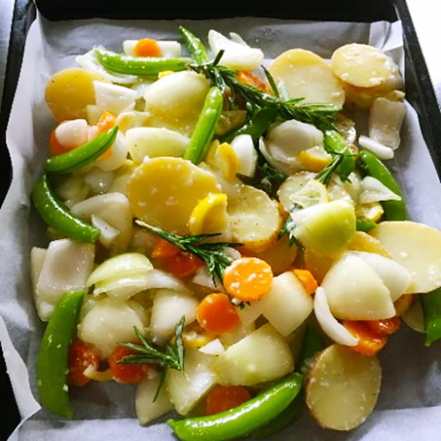 【発酵BBQ】野菜がバーベキュー主役級のおいしさに♡旨みを引き出す「野菜の甘酒グリル」レシピ