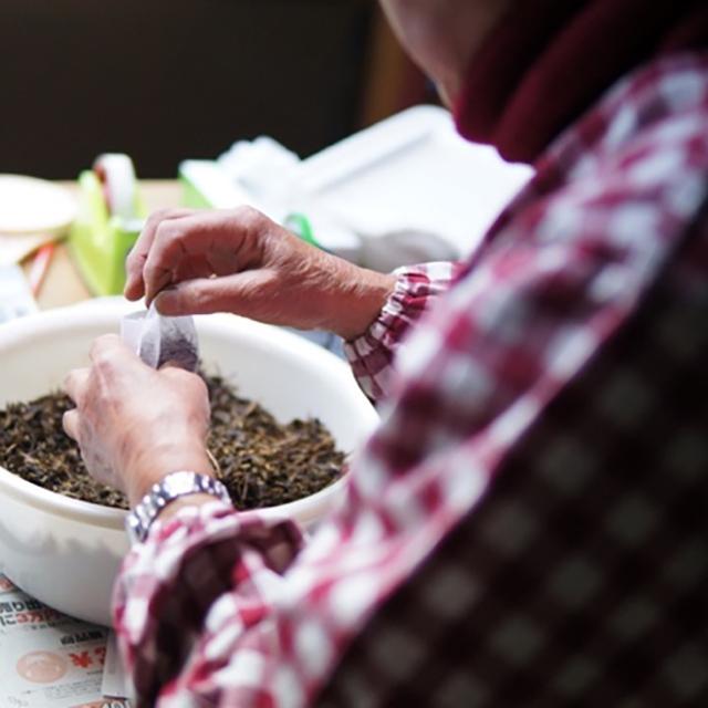 乳酸発酵させた「酸っぱいお茶」、徳島の阿波晩茶【四国に伝わる伝統、後発酵茶をめぐる旅 VOL.02】