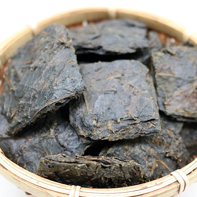 飲んでも食べてもおいしい。茶粥のために作られた土佐の「碁石茶」【四国に伝わる伝統、後発酵茶をめぐる旅 VOL.03】