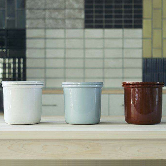 TOKONAME ware brings the old tradition back to contemporary lifestyle