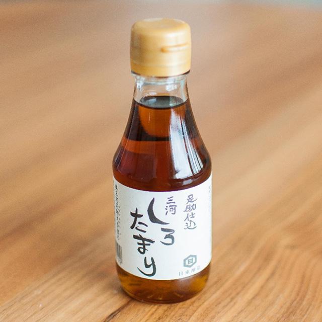 昔ながらの白醤油を復活。「日東醸造」蜷川洋一さんに聞く『足助仕込三河しろたまり』の誕生話