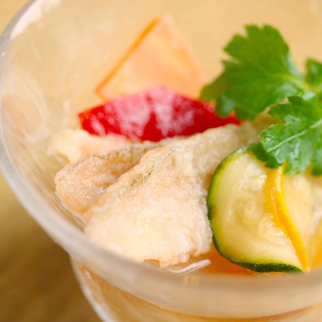 【立秋】鱚(キス)とぬか漬けの南蛮漬け:発酵ワクワク大使の二十四節気レシピ