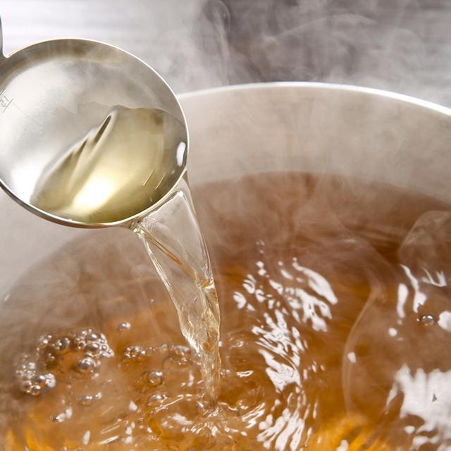 「塩なしレシピ」を提唱する吉田麻子先生オススメの関西出汁と発酵調味料