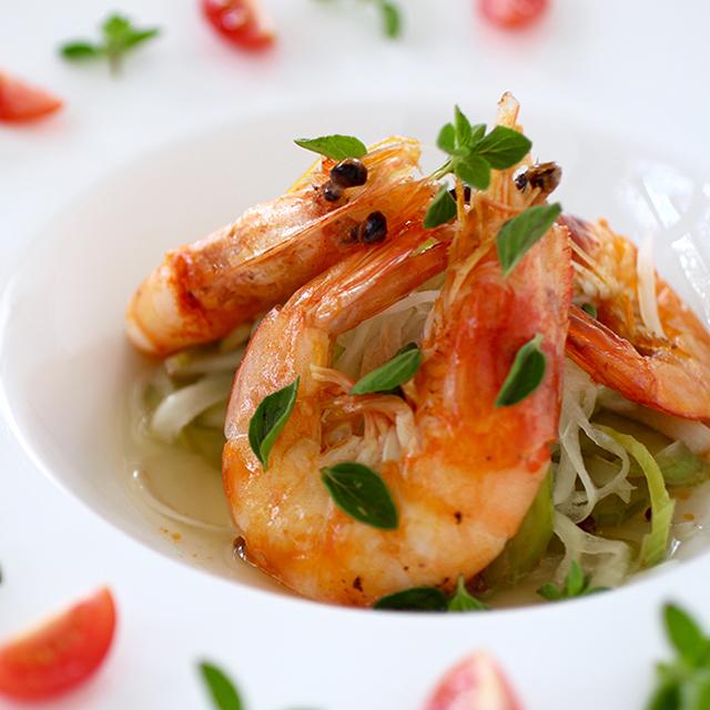 【Shrimp Escabeche】Jay's Hacco-licious Recipes vol.32