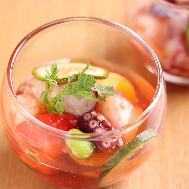 【夏至】発酵セビーチェ 夏至の祭り仕立て:発酵ワクワク大使の二十誌節気レシピ