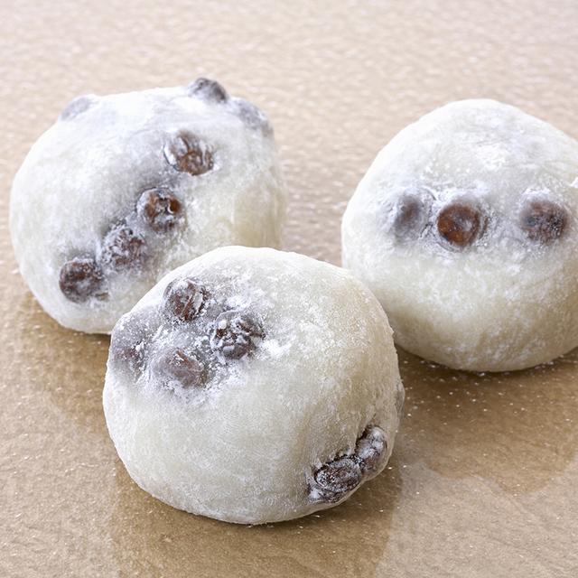 切り餅でできる!黒豆と塩麹のカンタン「塩大福」│おせち発酵レシピ