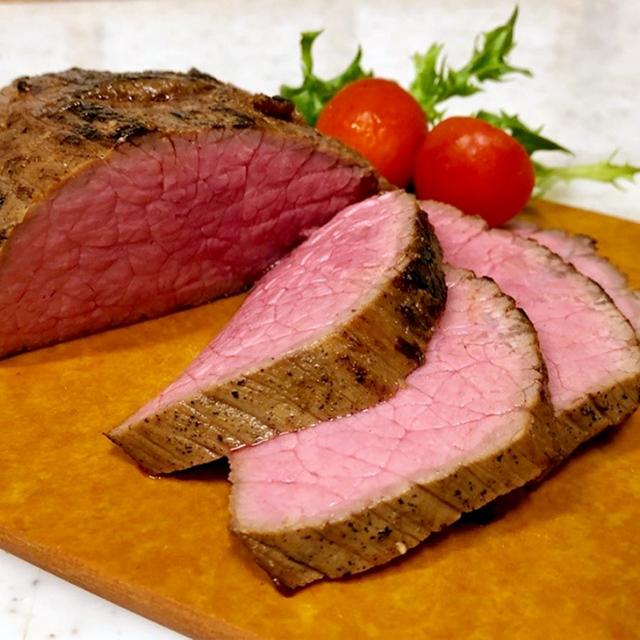 炊飯器でできる醤油麹ローストビーフ│クリスマス発酵レシピ