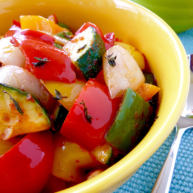 【Ratatouille Japanese style】Jay's Hacco-licious Recipes vol.31