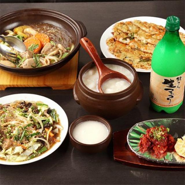 韓国料理専門店 はんあり 新大久保本店