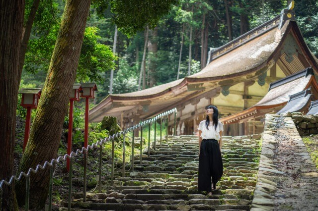 比叡山大祓(おおはらえ)散歩