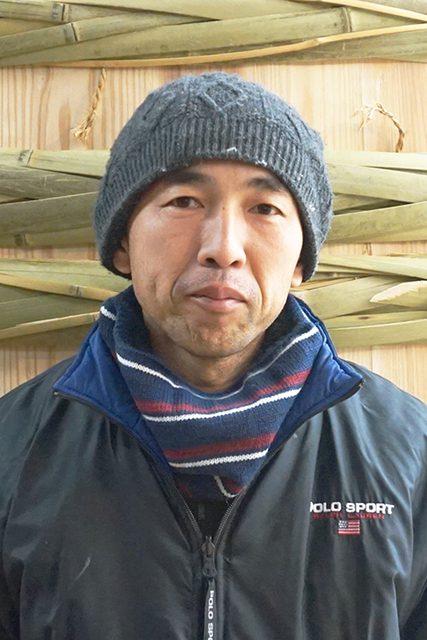 坂口工務店代表 小豆島町議会議員 坂口直人さん