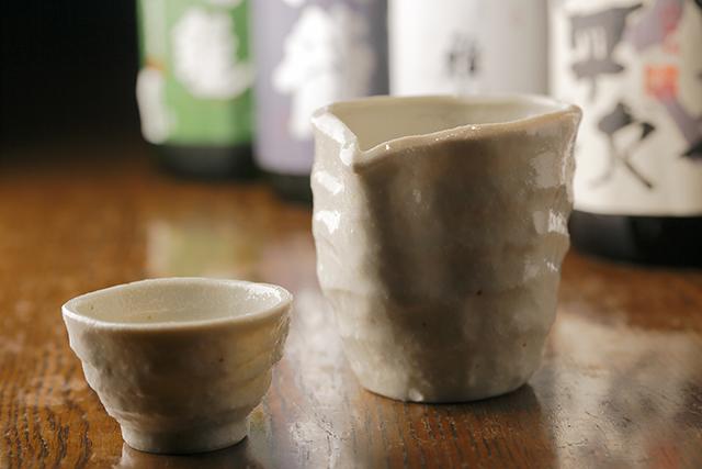 日本酒でのもてなし方