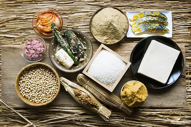 発酵食品、どんなものと一緒に食べる?