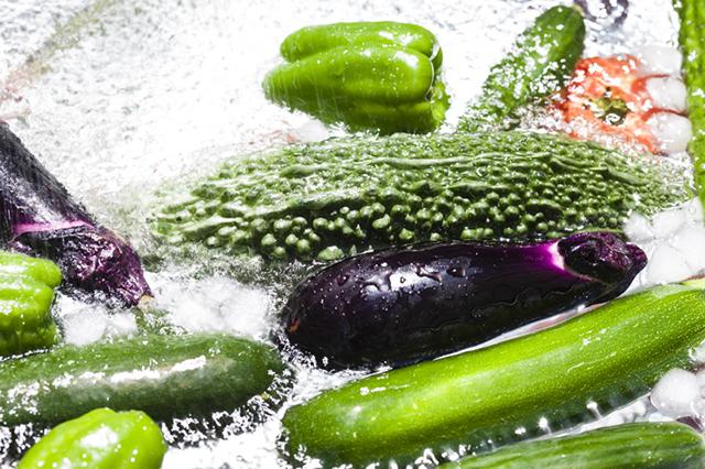 大暑の旬野菜