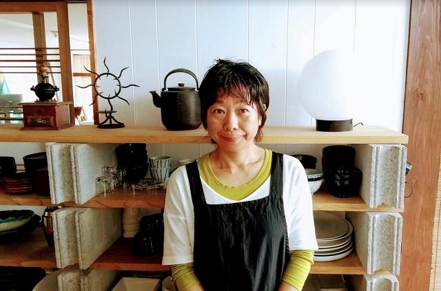 関 由紀子さん