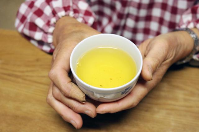 徳島の豊穣な空気を吸って育った日本でただひとつの味、阿波晩茶