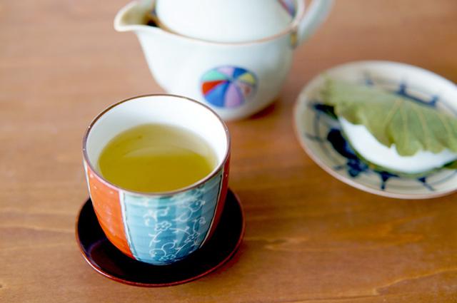 徳島県上勝町の阿波晩茶