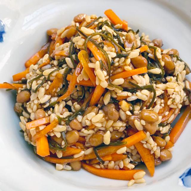 【麹納豆レシピ】発酵常備菜で忙しい4月を乗り切る!