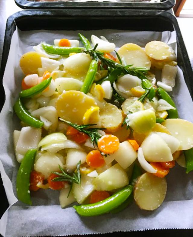 旨みを引き出す「野菜の甘酒グリル」レシピ
