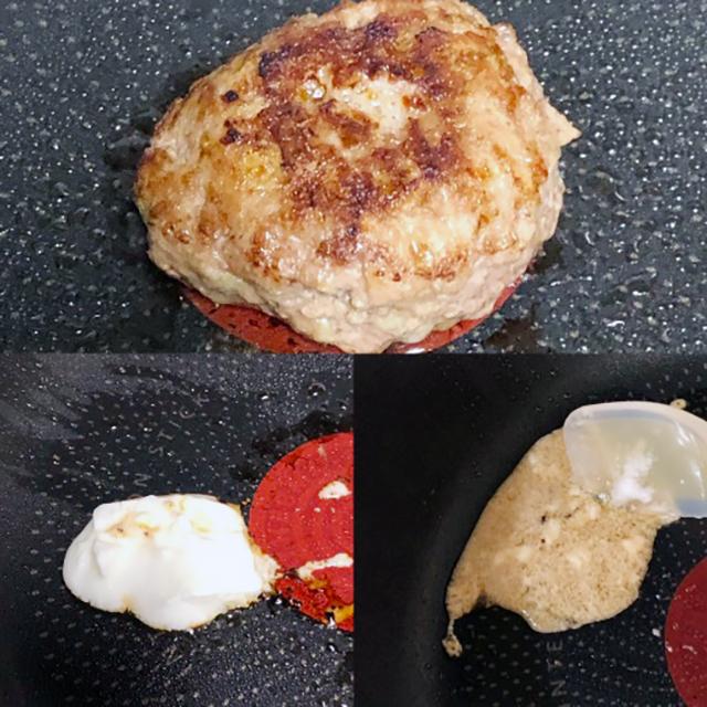 作り方:「発酵わんこハンバーグ」発酵ドッグフードレシピ