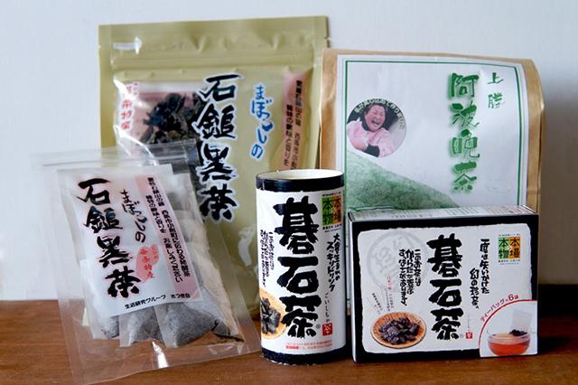 四国の発酵茶