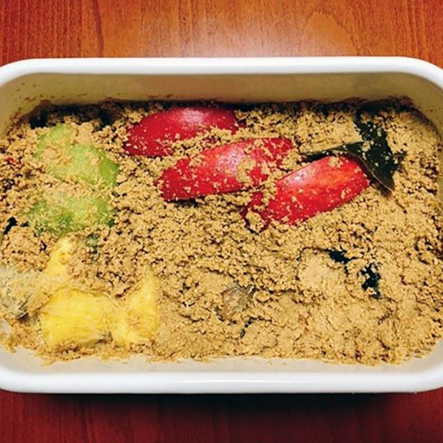 【フルーツぬか漬けレシピ】漬け方や作り方、おすすめの果物やおいしい漬け時間から、保存方法、賞味期限まで