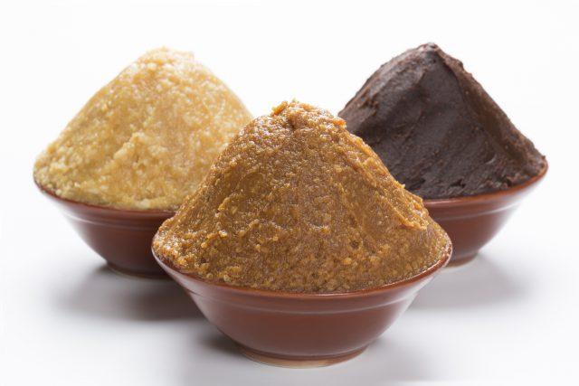 MISO (fermented soybean paste)